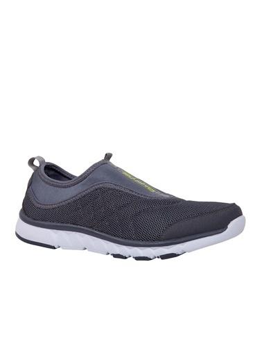 Slazenger Yürüyüş Ayakkabısı-WAFFLE Gri